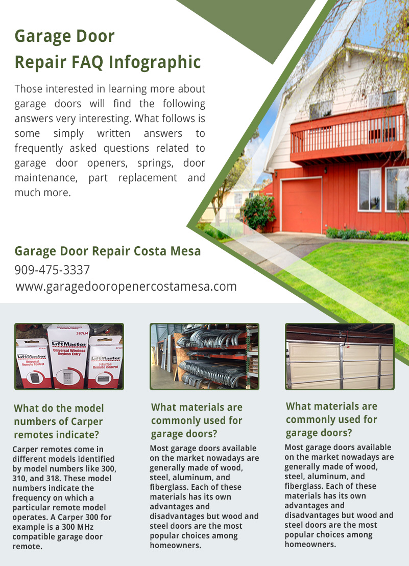 Superior Our Infographic In Costa Mesa